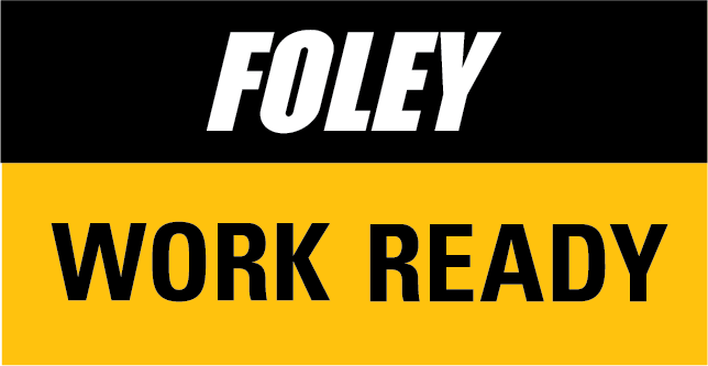 Foley Work Ready Logo
