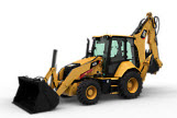 Cat 450 Backhoe