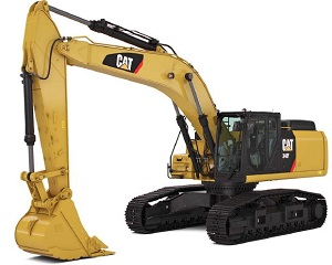 New Cat Hydraulic Excavators